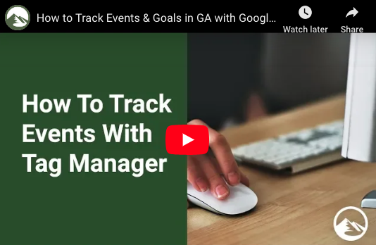 How to Track Conversions with Google Tag Manager